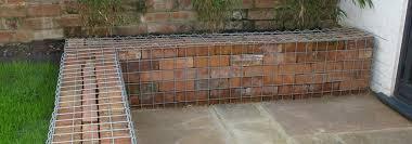 retaining wall ideas garden wall design construction uk