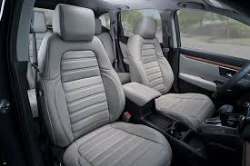 katzkin honda crv ash grey leather seats