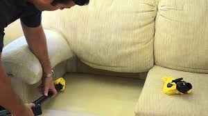 Couches With Beds Inside How To Steam Treat A Sofa Infested With Bed Bugs Youtube