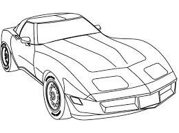 Small Picture Race car coloring pages muscle cars ColoringStar
