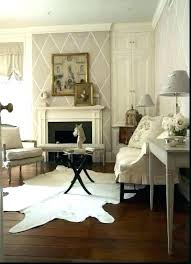 faux cowhide rug white architecture rugs for large plan rawhide grey brown beige ar luxurious faux cowhide rug