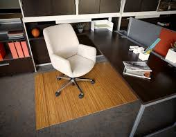 bamboo chair mats for carpet. Natural Standard Bamboo Roll-Up Chair Mat 5mm 48x72 - Gamers Seat 1 Mats For Carpet