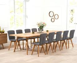 extending oak dining table seats 12 chairs printable kitchen cabinets ideas
