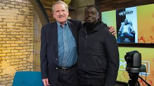Oscar nominee Daniel Kaluuya talks his role in the blockbuster film 'Get  Out' - YouTube