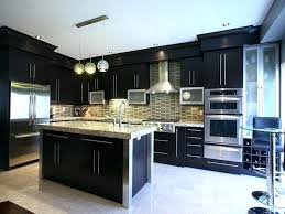 painting kitchen cabinets black how to paint design collection before and after