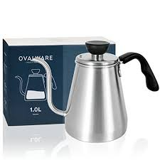 This stovetop gooseneck kettle from coffee gator has a thermometer built right into the lid so you can easily heat water to the optimal temperature for your coffee or tea. Top Six Pour Over Coffee Gooseneck Kettle Reviews And Buyer S Guide Art Of Barista