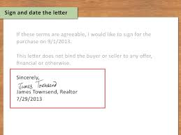 Purchase Request Letter 24 Ways To Write A Letter Of Interest For A House WikiHow 16