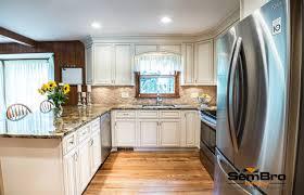 Signature Kitchen Cabinets Worthington Signature Pearl Kitchen