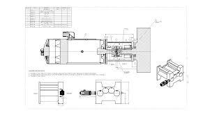 Machine Design Drawing Machine Design Clw Engineering Inc
