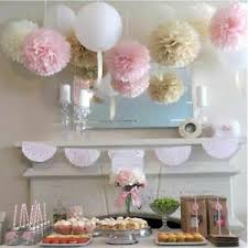 Paper Flower Balls To Hang From Ceiling Details About 10x Wedding Party Home Hanging Tissue Paper Pom Pom Lantern Flower Balls Xmas Sq