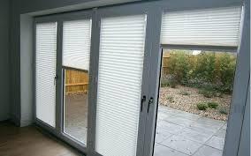 sliding door blinds home depot patio