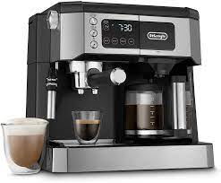 I like to froth my milk for coffee, tea, cocoa, matcha lattes … basically any time i consume warmed milk! Amazon Com De Longhi All In One Combination Coffee Maker Espresso Machine Advanced Adjustable Milk Frother For Cappuccino Latte Glass Coffee Pot 10 Cup Com532m Kitchen Dining