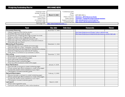 Party Planner Spreadsheet Template For Event Planning