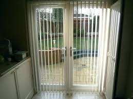 patio door vertical blinds vertical blinds for