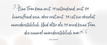 Coco Chanel Zitate 39 Jahre