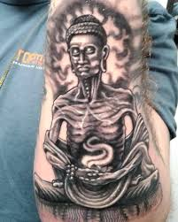 Got This Buddha Yesterday At Timdtattoos Buddha