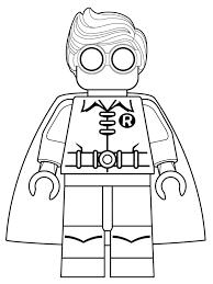 Kleurplaten En Zo Kleurplaten Van Lego Batman Film