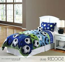 kid soccer set soccer bedding twin marvellous for boys with additional home design home ideas living room home design ideas 2016