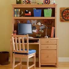 Image is loading Wall-Mounted-Floating-Computer-Student-Desk-Kids-Desks-