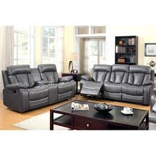 Modern Leather Sofa 7 Piece Living Room Furniture Sets Living Room