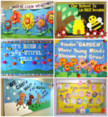 board decoration ideas for first day of