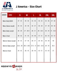 American Apparel Measurement Chart 10 American Apparel Sizing Chart Resume Samples