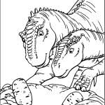 900 x 900 jpeg 65 кб. Jurassic World Coloring Pages
