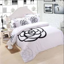 coco chanel bedding set bedding set black and white home ideas for small living room coco chanel bedding set