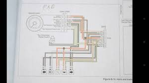 harley davidson fxd need help wiring after market speedometer 1383987136485 jpg