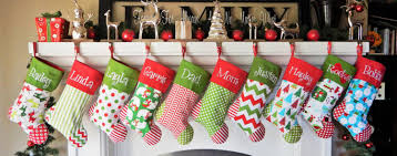 Handmade Christmas Stockings Handmade Christmas Stocking Ideas That Will Make Great Festive