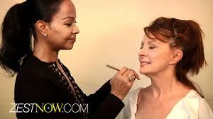 makeup tips for women over 50 evening makeup blush lips zestnow you