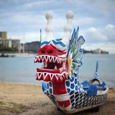 dragon boat dragon boat festival maui hawaii oahu waikiki beach chinese dragon