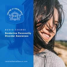 borderline personality disorder awareness audio course