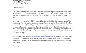 Cover Letters For High School Students Image Gallery Hcpr
