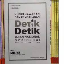 Kalender pendidikan 2020 dan 2021. Kunci Jawaban Detik Detik Ujian Nasional Un Sosiologi Untuk Sma Ma T P 2019 2020 Shopee Indonesia