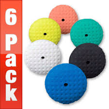 Lake Country 7 5 Inch Ccs Pads 6 Pack