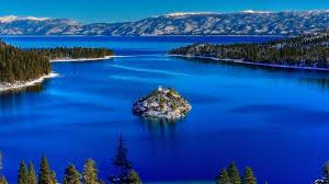 As roadside stops increased in the area, so did the bustle, attracting travelers who were taken by the lake's beauty and wealth of activities. Lake Tahoe Gained 8 7 Billion Gallons Of Water In Just 2 Days