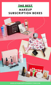 the best subscription bo for makeup