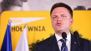 Jego ugrupowanie polska 2050 powiększyło się o dwójkę parlamentarzystów, a w kuluarach sejmowych mówi się, że na tym transfery. Wybory 2020 Na Kogo Zaglosuja Wyborcy Szymona Holowni Pierwsze Sondaze Wiadomosci
