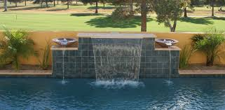 juicy water feature wall spanish style water feature for pool google search