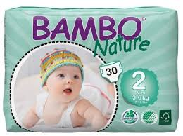 Andy Pandy Diaper Size Chart The Bambo Nature Diaper Review A Greener Choice The Baby