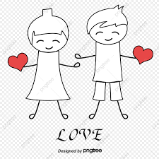 Cute Couple Png Cute Couple Love Lovely Lovers Png And Vector With