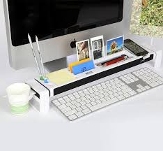 cool office desk. satechi idesk multifunction desktop organizer cool office desk