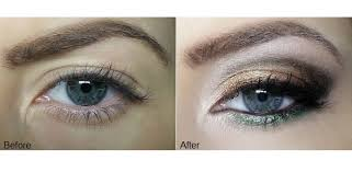 correct sagging eyelids with this amazing makeup idea tutorial 2