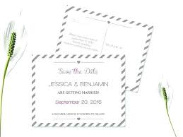 15 Save The Date Postcard Template Proposal Review