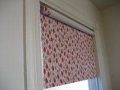 fabric roller blinds. Plain Blinds Fabriccovered Roller Shade I Like That She Addressed The Issue Of  Back Side Blind And Fabric Roller Blinds D