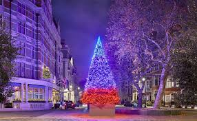 London Christmas Lights Switch On Date 2018 Christmas Lights In London 2019 Switch On Parties Events