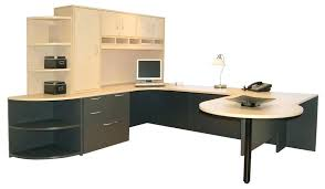 u shaped desk office depot. L Shaped Office Desk U Captivating Depot G