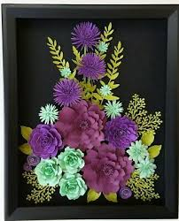 roses flower arrangement handmade