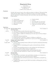 Part Time Job Cv Template Part Time Job Resume Templates A Simple For Students Functional A